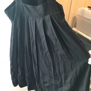 Forever 21 Skirts - Black Jumper with Pleated Skirt NWT